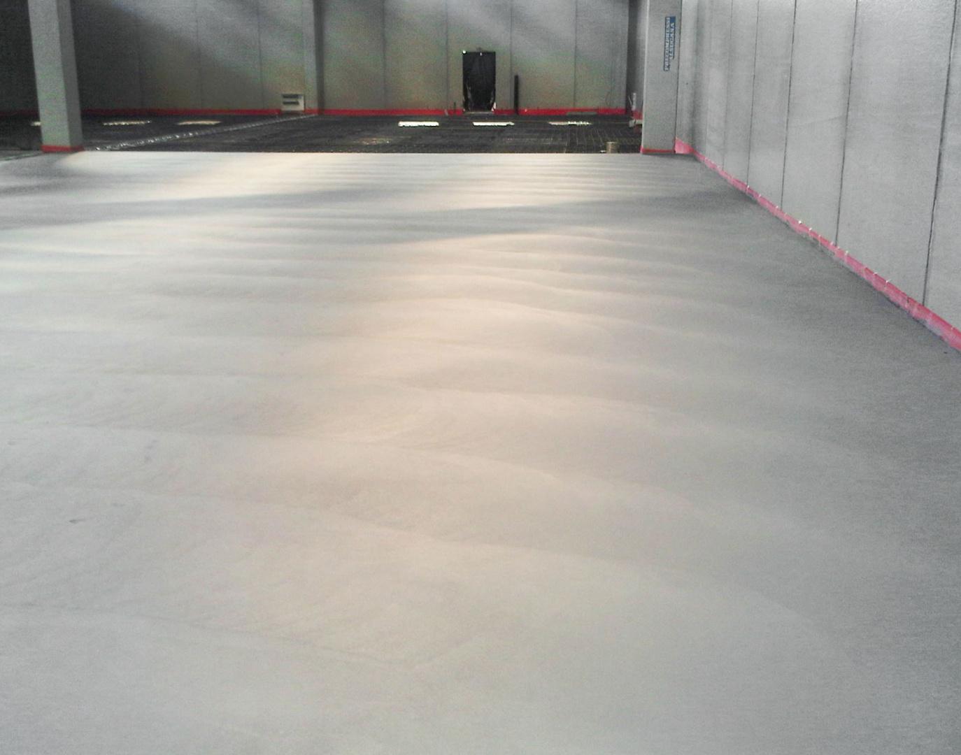 Pavimenti In Cemento Industriale : Realizzazioni pavimenti industriali